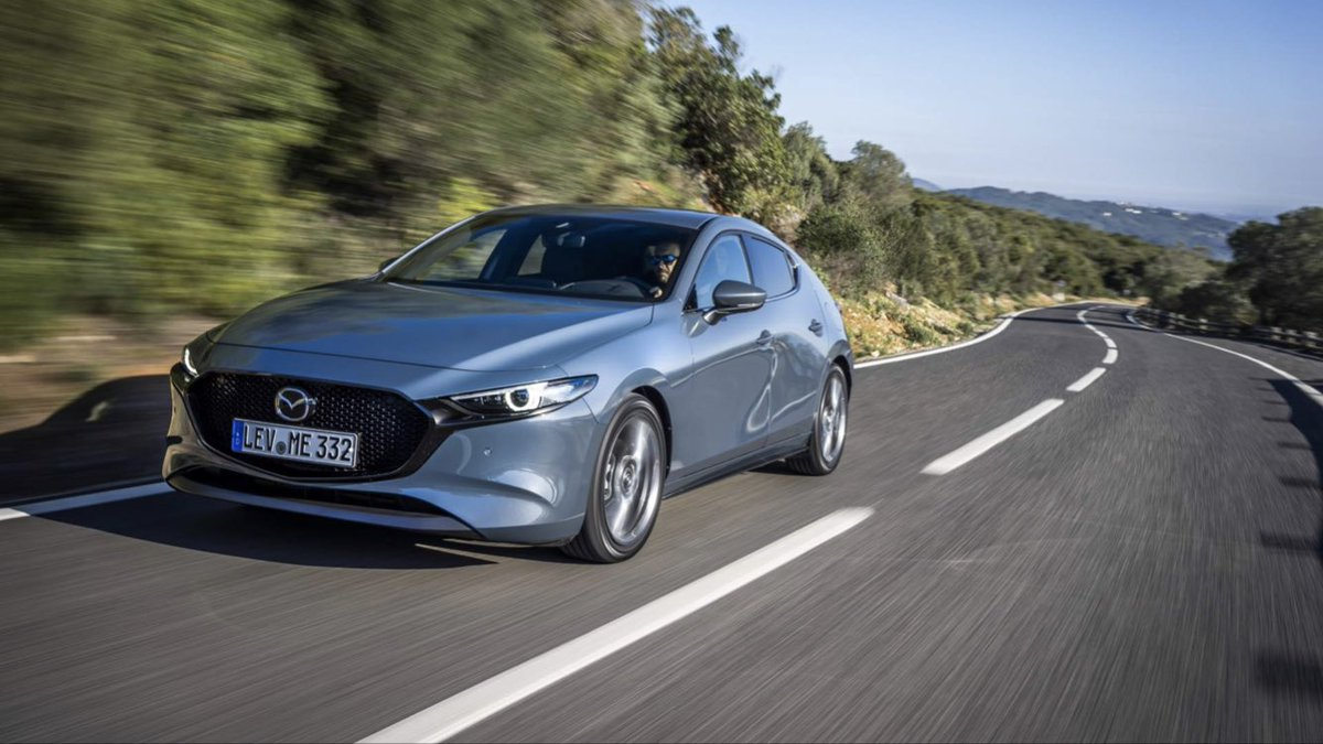 cole marzen on twitter 2019 mazda 3 arrives in europe with the new skyactiv d 1 8 liter turbo diesel engine the compact hatch will go on sale this spring mazda https t co pgjuyvitra 1 8 liter turbo diesel engine