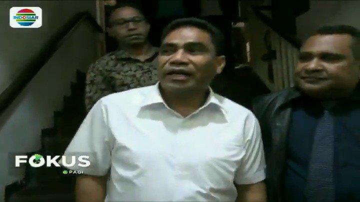 Jadi tersangka kasus penganiayaan terhadap seorang pegawai KPK, Sekda Provinsi Papua Hery Dosinaen menyampaikan permintaan maaf atas tindakannya. #FokusIndosiar