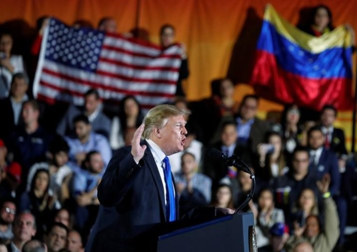 ¿Qué pasó ayer? https://zaperoqueando.blogspot.com/2019/02/la-transicion-es-un-hecho.html… -además del mensaje de Trump al alto mando militar venezolano: #AmigaDateCuenta-