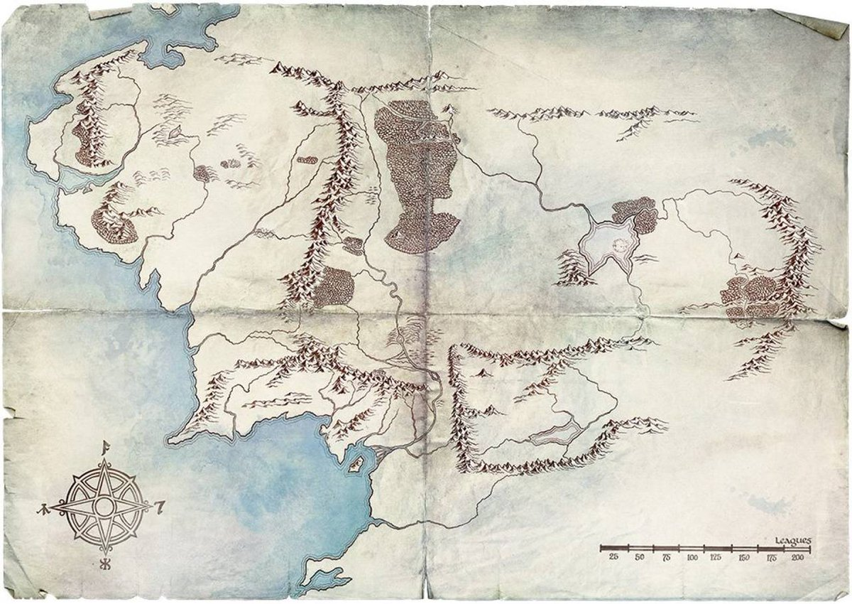So cool! @amazon shares interactive Middle-Earth map for new #LordOfTheRings TV series. Explore the landscape that will be featured in the upcoming take on J.R.R. Tolkien's fictional world. 🧙‍♂️  Read more in my @CNET article here: https://t.co/SqSAOyiSIG    @LOTRonPrime