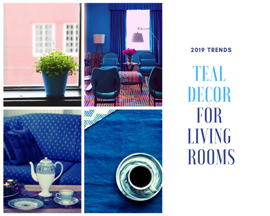 "To all interiors lovers out there, We give you the ""Teal blue"" edition. Get what's trending now @ https://bit.ly/2xZ71bc  #interiordesign #decoration #luxury #designinspiration #interiorlovers #finditstyleit #modernhome #interiordesire #interiordetails #tealblue #colors #vibrant"