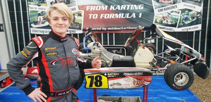 Sterke seizoenstart voor Rocco de Heer in snellere kartklasse https://t.co/GbcGsQirCI https://t.co/Cm8YoaVdwg