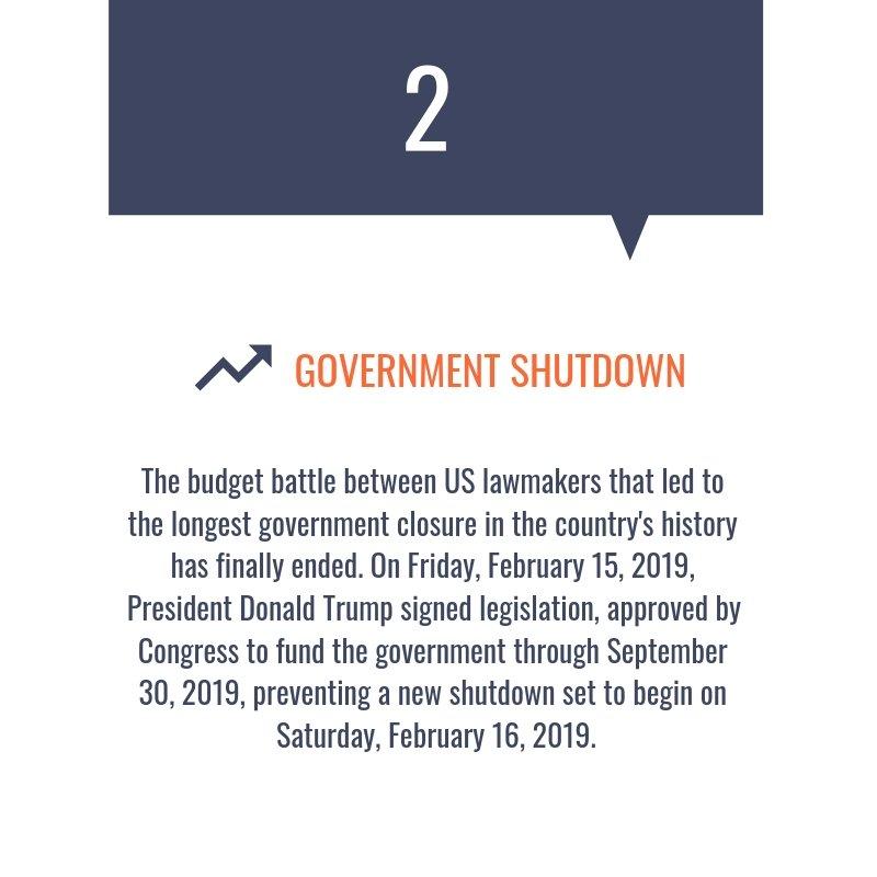 #GovernmentShutdown