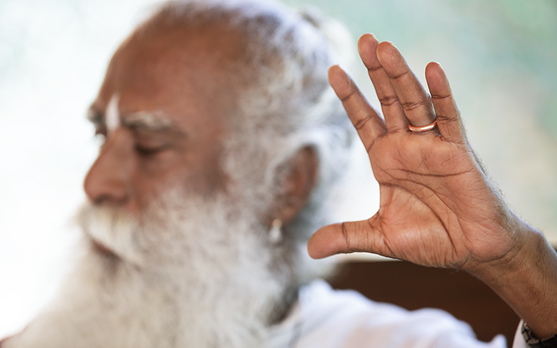 You cannot fix the past, but you can create a distance with it. That is how the yogic system approaches it. #SadhguruQuotes