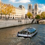 Image for the Tweet beginning: Taipei, Taiwan to Paris, France