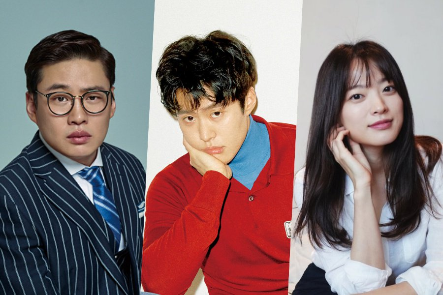 #AhnJaeHong, #GongMyung, And #ChunWooHee In Talks For New Romantic Comedy Drama https://www.soompi.com/article/1304729wpp/ahn-jae-hong-gong-myung-and-chun-woo-hee-in-talks-for-new-romantic-comedy-drama…