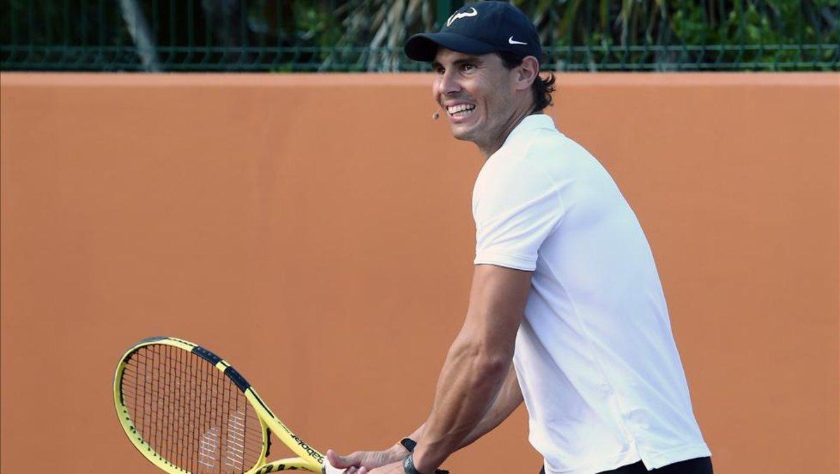#Tenis 🎾   Rafael Nadal: 'Las mujeres en el mundo del tenis están a un nivel muy alto'  https://t.co/mD6S5by7vX