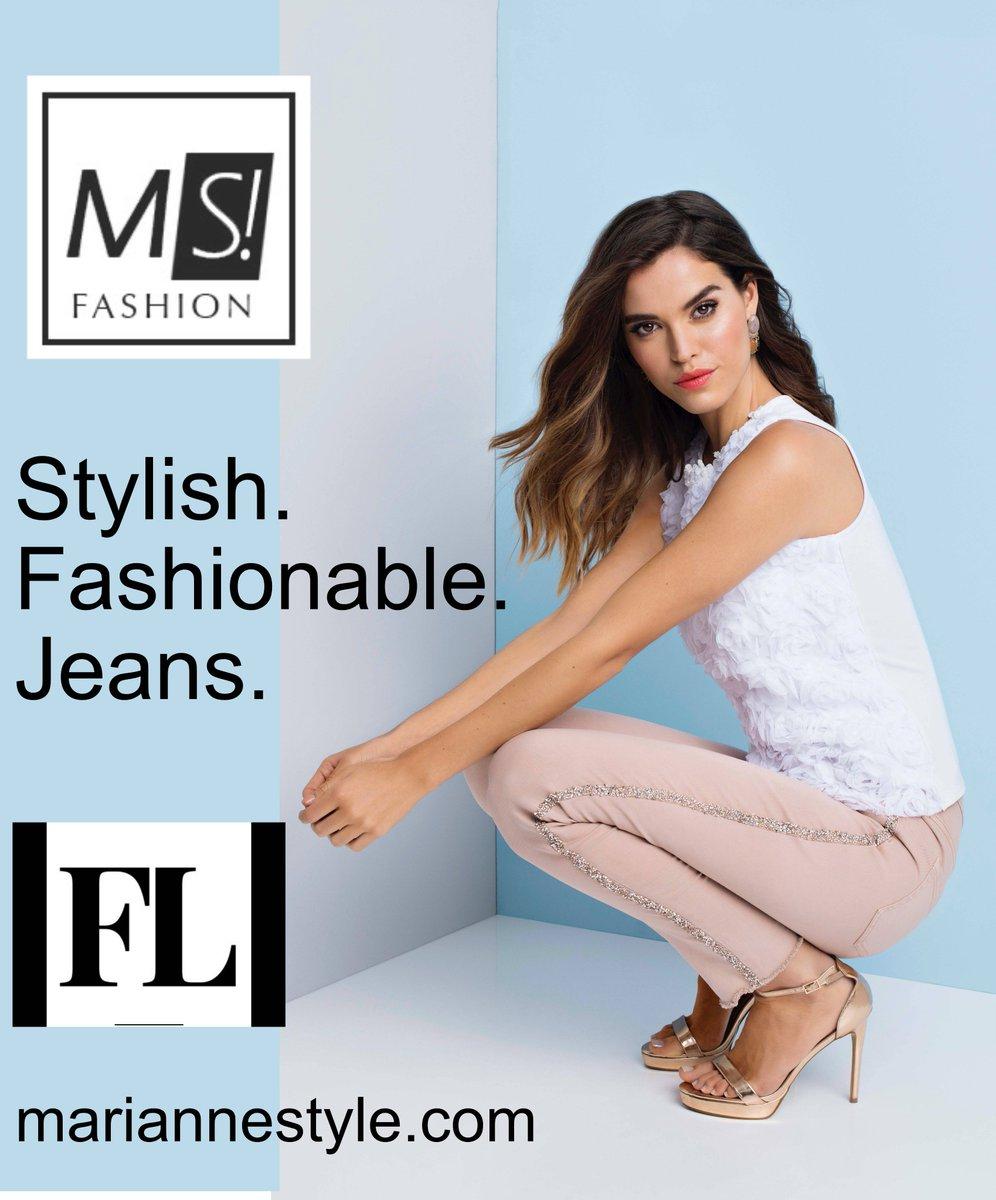 Spring 2019 #fashionable #denim  https://www.mariannestyle.com/products/191134u… #onlineshopping