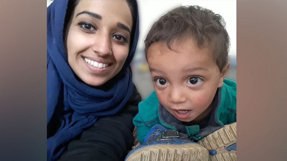 """Young mother from Alabama who encouraged people to """"spill American blood"""" begs to return to U.S., says moving to Syria and marrying ISIS fighters was """"a big mistake."""" - ABC"""