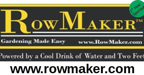 Season 3 of the Wisconsin vegetable Gardener radio show kicks off in March airing in #Milwaukee #Philadelphia & Southeast #Michigan. Sponsors are what make the show possible thank you to @TheRowMaker for being part of the show @WWDB_AM_860 @wnov860 @WAAM1600 #annarbor
