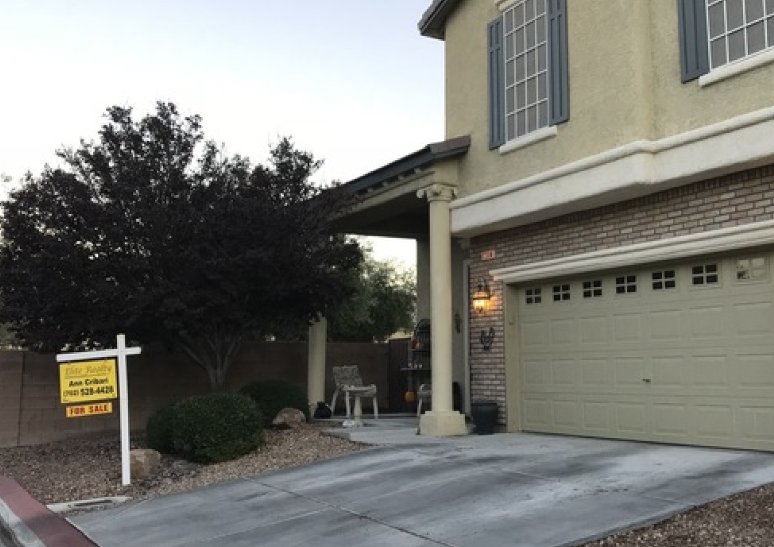 Study: Vegas homeowners don't get too attached to their homes. >> https://t.co/mMDasw8v8f