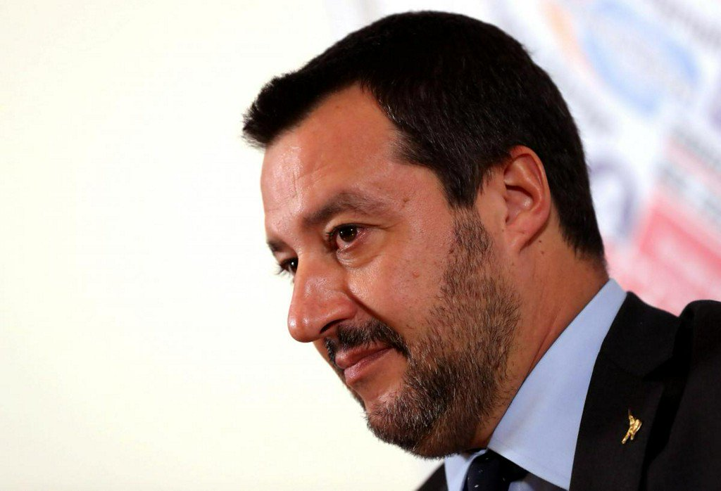 Italy's 5-Star defends ally Salvini in online vote https://t.co/2w4M6Bjc7x
