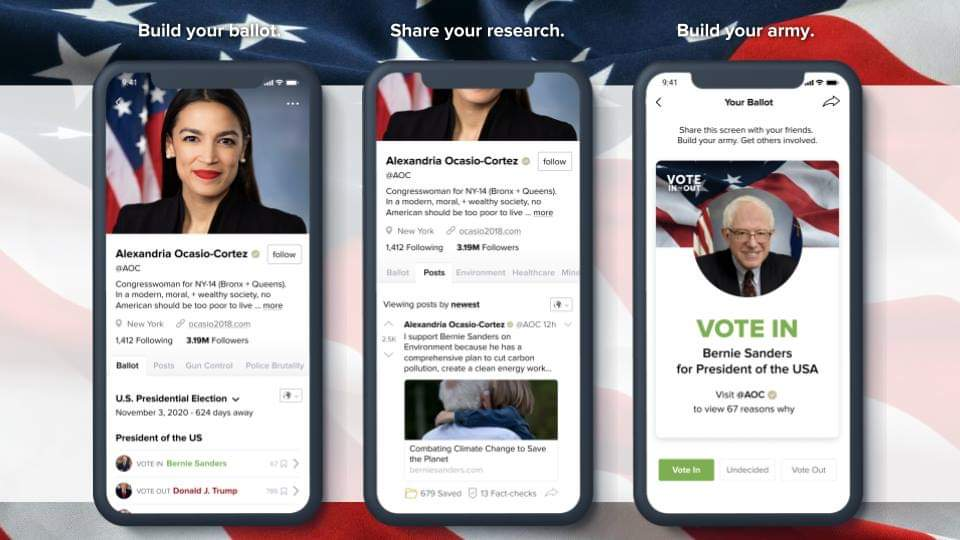 @AOC New government, who dis?  http://Voteinorout.com visit our site to find out more. #KlobucharTownHall #PresidentsDay #FakeNationalEmergency #BLM #guncontrol @Emma4Change