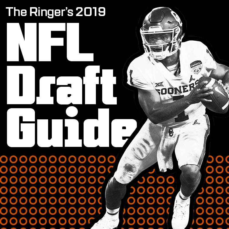 🚨 Our draft expert, @DannyBKelly, has returned to deliver version 2.0 of his NFL draft guide! 🚨  Check out which players got added to his expanded top-50 big board and which team he thinks will select Kyler Murray in the first round.   http://therin.gr/byYTHN3
