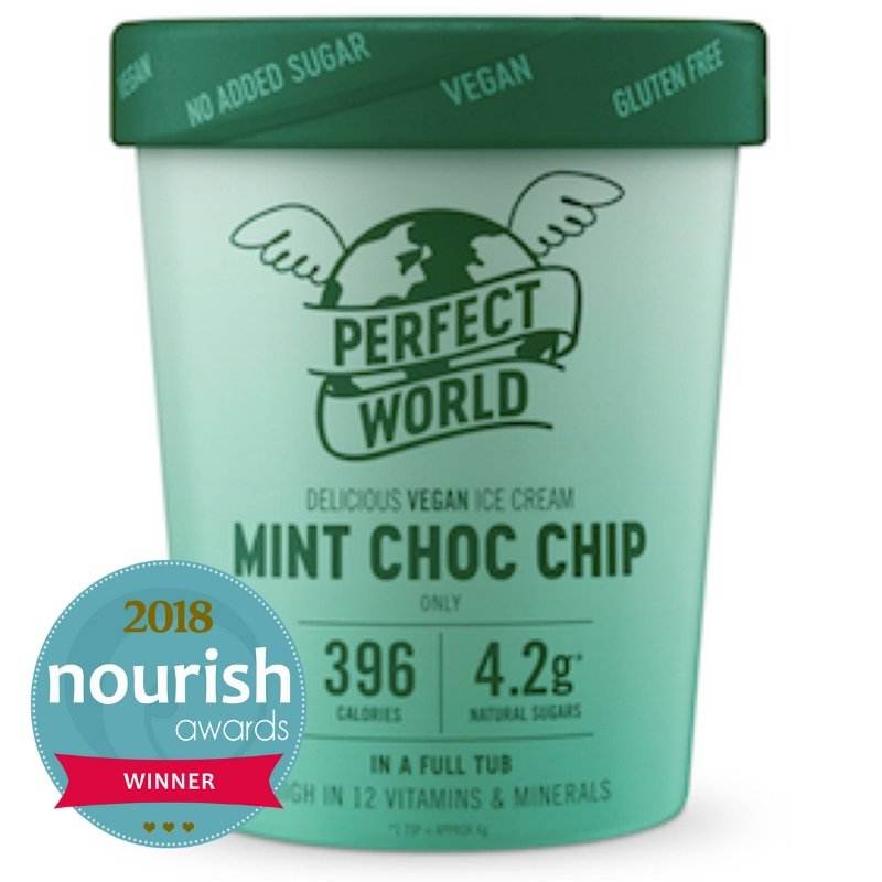 We all love a healthy, plant based ice-cream! Last year's winner #nourish2018 in this category was the Mint Choc Chip made by @perfect1cecream It's seriously good with added vitamins and no sugar! You have to try it! #soyafree #vegan #glutenfree #dairyfree #refinedsugarfree