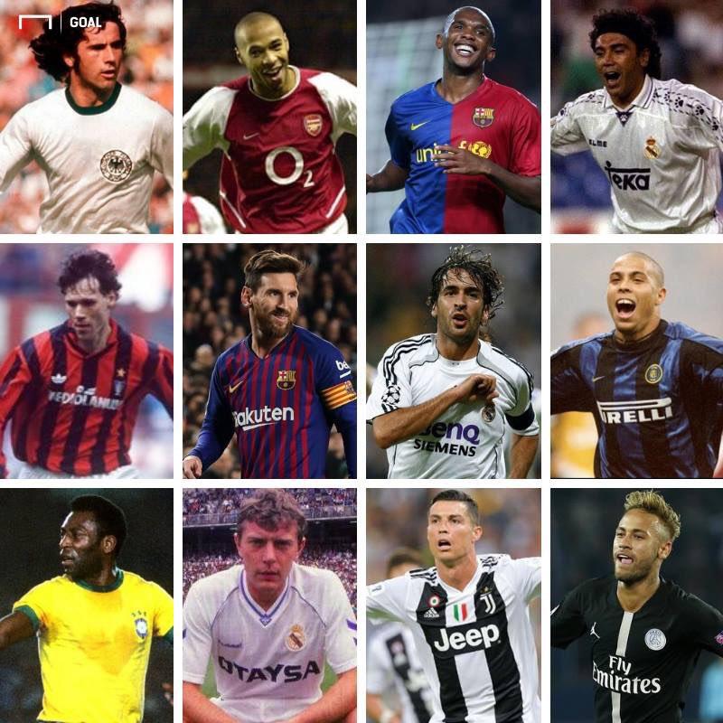 Tu equipo necesita un delantero... 🔥  ¿A quién ficharías? 🤔