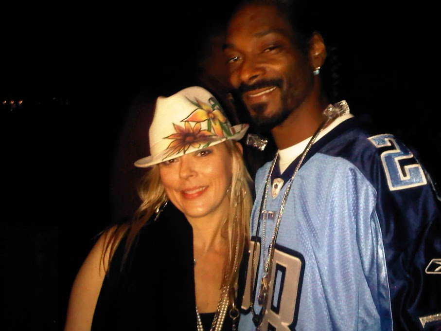 Snoop Dogg a fan of Betty Badd