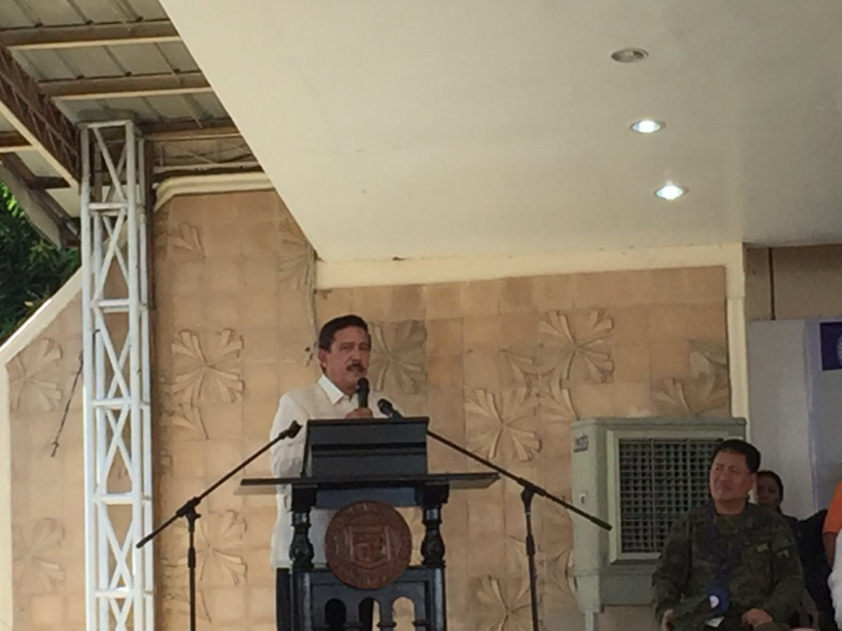 Senate President @sotto_tito accuses other senatorial aspirants of credit grabbing; says, some candidates also claim credit of the Universal Health Care law & other pro-people, pro-poor programs | via @sherieanntorres   #Halalan2019