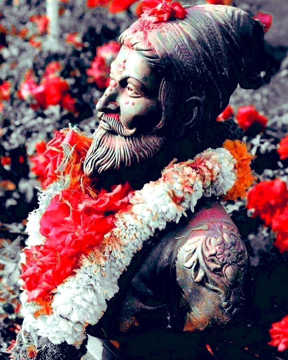 कुळवाडी भूषण, बहुजनांचे राजे आणि हिंदवी स्वराज्य संस्थापक छत्रपती श्री शिवाजी महाराजांना जयंती निमित्त अभिवादन आणि सर्वांना शुभेच्छा.  #शिवजयंती