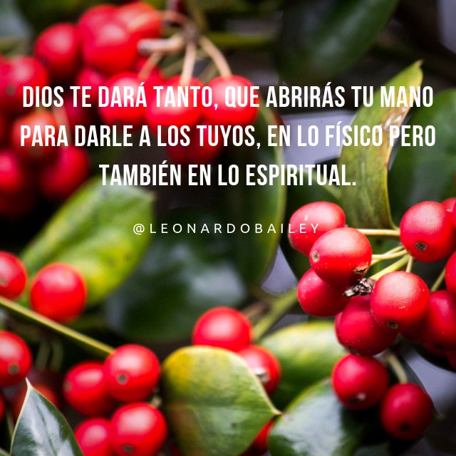 Dios te dará tanto, que abrirás tu mano para darle a los tuyos, en lo físico pero también en lo espiritual. Aleluya! #PalabradeDios #photography #photooftheday #PastorBailey #Venezuela #Panamá #BuenasNoches