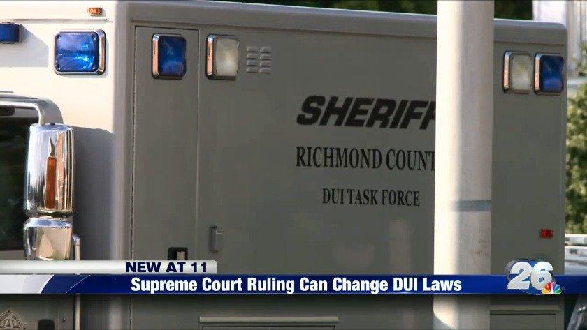 New Georgia DUI decision could have lasting effect on cases, law enforcement https://t.co/uKreLS6173