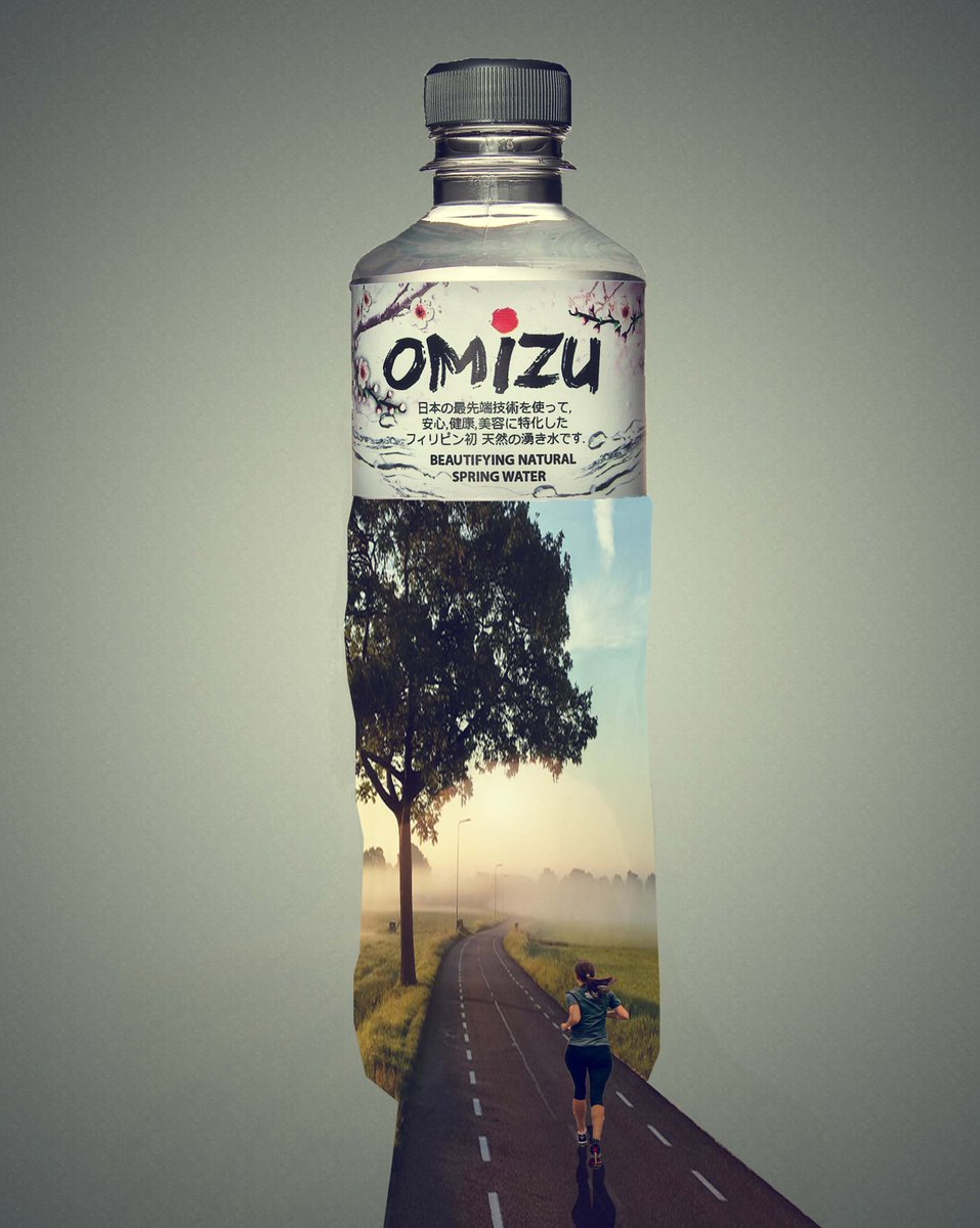 Sometimes it's the journey that teaches you a lot about your destination. Whatever happens in life, don't forget to drink Omizu and keep moving forward! #Omizu #Beautifying #Natural  #TravelTuesday #Journey #AdventureSeeker #MotivationalTuesday