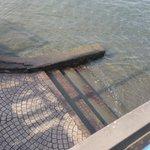「水没する階段」#他人に理解されにくい自分の好きなもの!