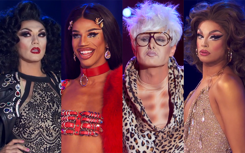 We ranked every single lip sync from Drag Race All Stars 4.  https://t.co/3vHKMoaRE3