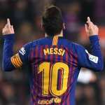 Image for the Tweet beginning: Lionel Andrés Messi Cuccittini, a