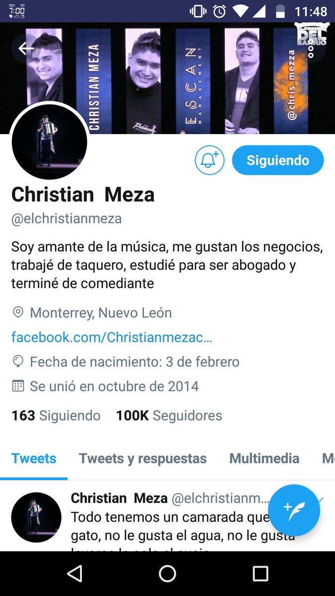 CRISTHIAN Hernandez's photo on #LaMesaReñoñaEnVivo