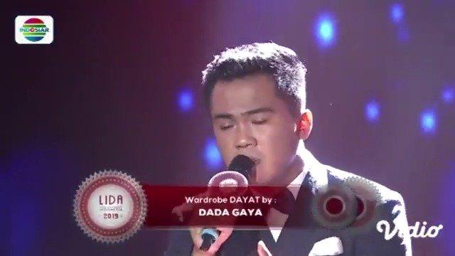 Keren abis.. Dayat wakil provinsi Bali berhasil meraih poin tertinggi di konser grup 1 babak top 48 #LIDA2019 tadi malam..  Lagu apa yaa yang cocok untuk dayat di babak berikutnya?