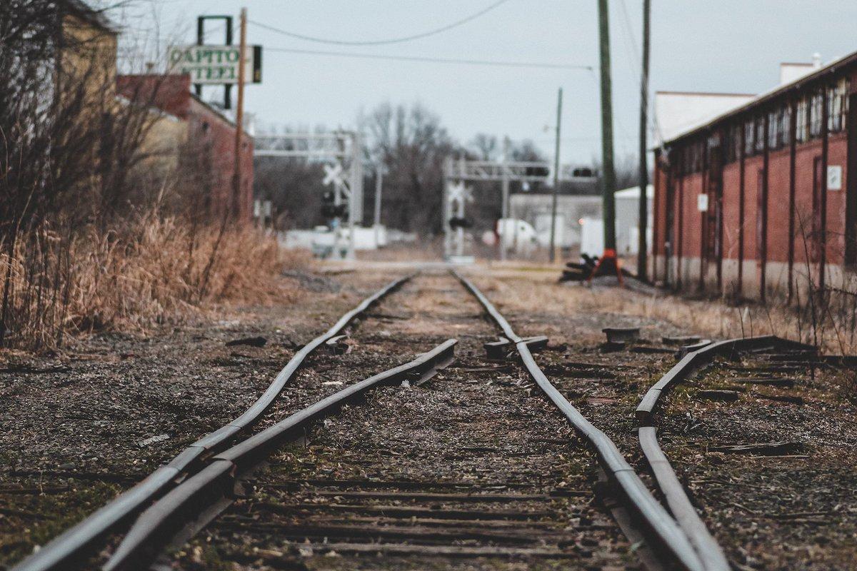 Dilapidated Old Section of Train Tracks #CanonT6 #explore #OKC #OKCStockyards #OklahomaCity #Photography #Picoftheday #Pictureoftheday #Trains #UrbanLandscape https://www.crushemedia.com/photography/dilapidated-old-section-of-train-tracks/…