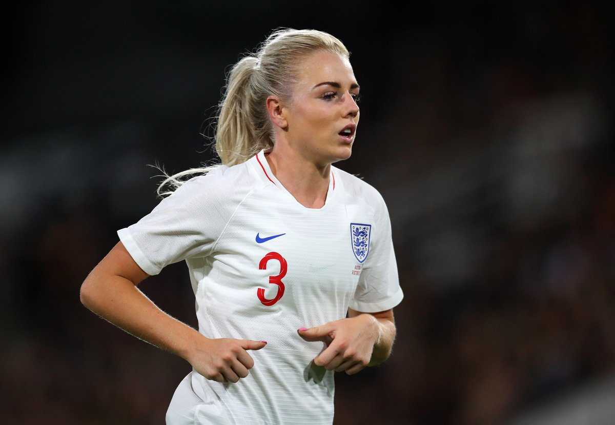 Congratulations to #MUWomen skipper @AlexGreenwood — she's been called up to the @Lionesses squad for the #SheBelievesCup, starting on 27 February. 🙌