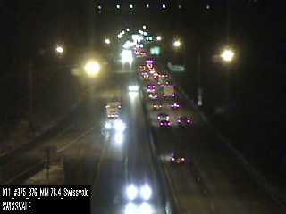 Parkway East delays now around Edgewood/Swissvale heading into the Squirrel Hill Tunnels. #KDKAradioTraffic