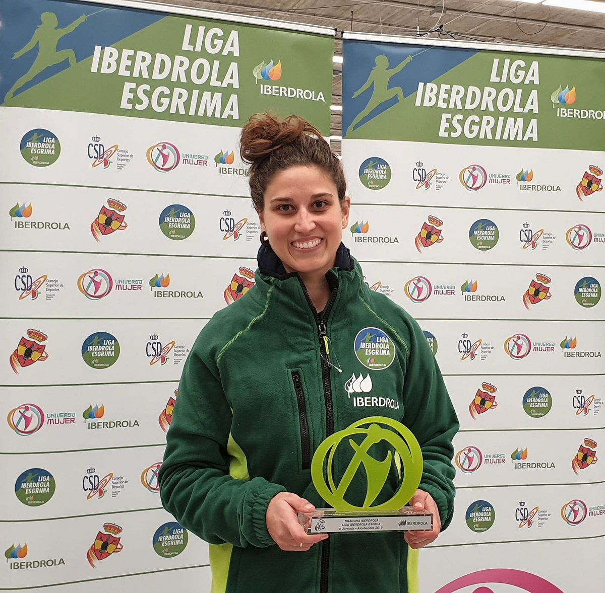 🤺 Lucía Martín-Portugués, Araceli Navarro, Celia Pérez y Laia Vila viajan hasta El Cairo (Egipto) para competir en el primer Grand Prix (22-24 febrero) de sable femenino de la temporada. 📸 @rfeEsgrima #ESPasion