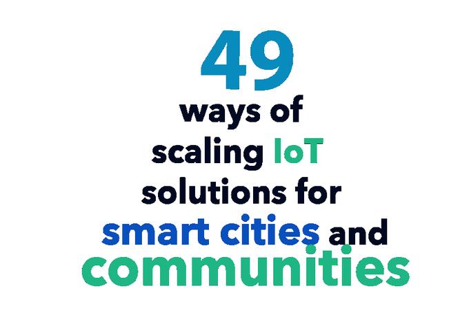 El proyecto @SyncCityIoT busca abrir un mercado global de servicios #IoT para #SmartCities, y...