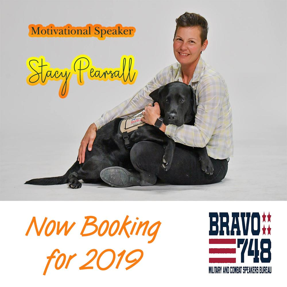 Looking for a #MotivationalSpeaker who is an award-winning #photographer, #entrepreneur, disabled #combat #vet, founder of the Veterans Portrait Project, #educator, #lecturer, #philanthropist, and #author?  @StacyPearsall is an excellent fit! @VetPortraits