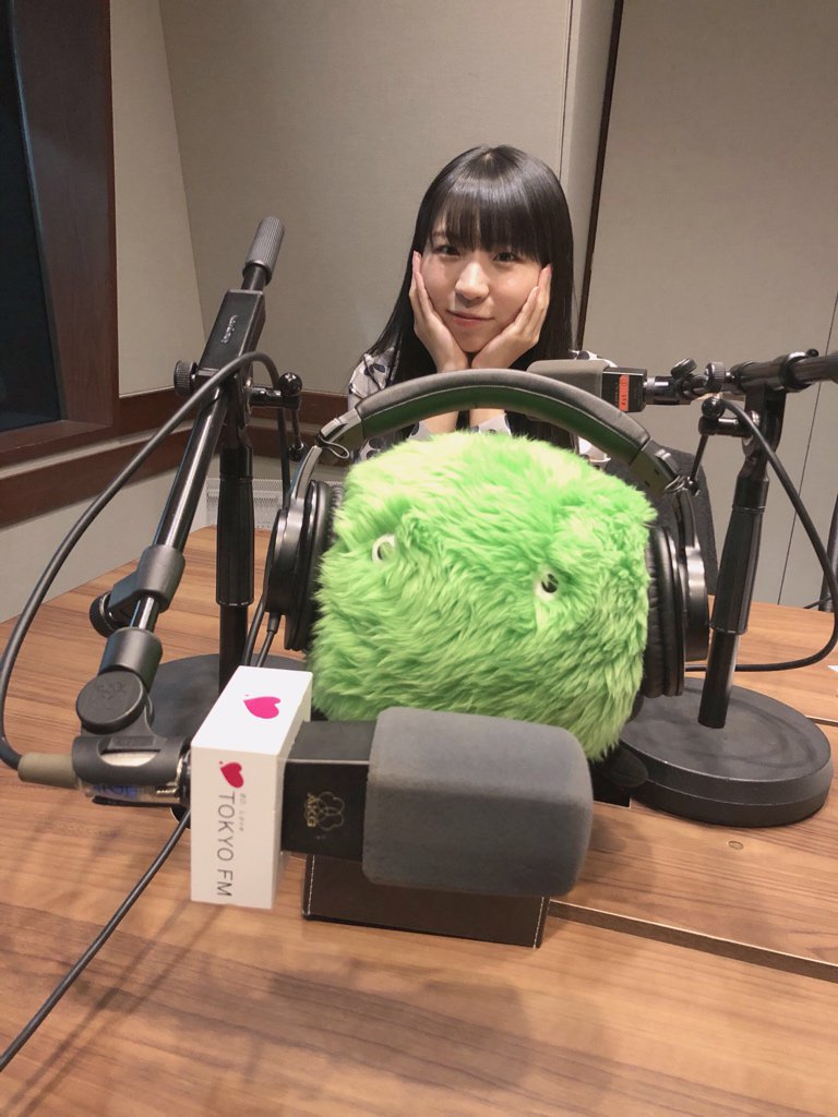 古川未鈴's photo on #dempatfm