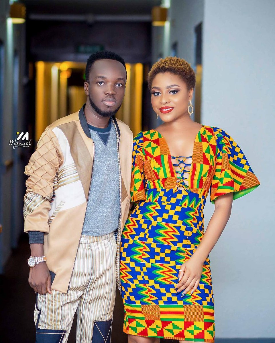 Two of my favorite Singers @akwaboahmusic and @adina_thembi 🔥🔥🔥  #mygoodnessgh🇬🇭