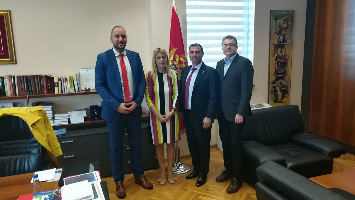 There is a clear need for HTA of #MedicalDevice in #LMICs, especially when there is huge local knowledge & outstanding potentiality for growth. Here meeting with Sanja, Ministry of Science in Montenegro and CERN scholar, discussing #HTA in Balcans @warwickuni @WarwickEngineer