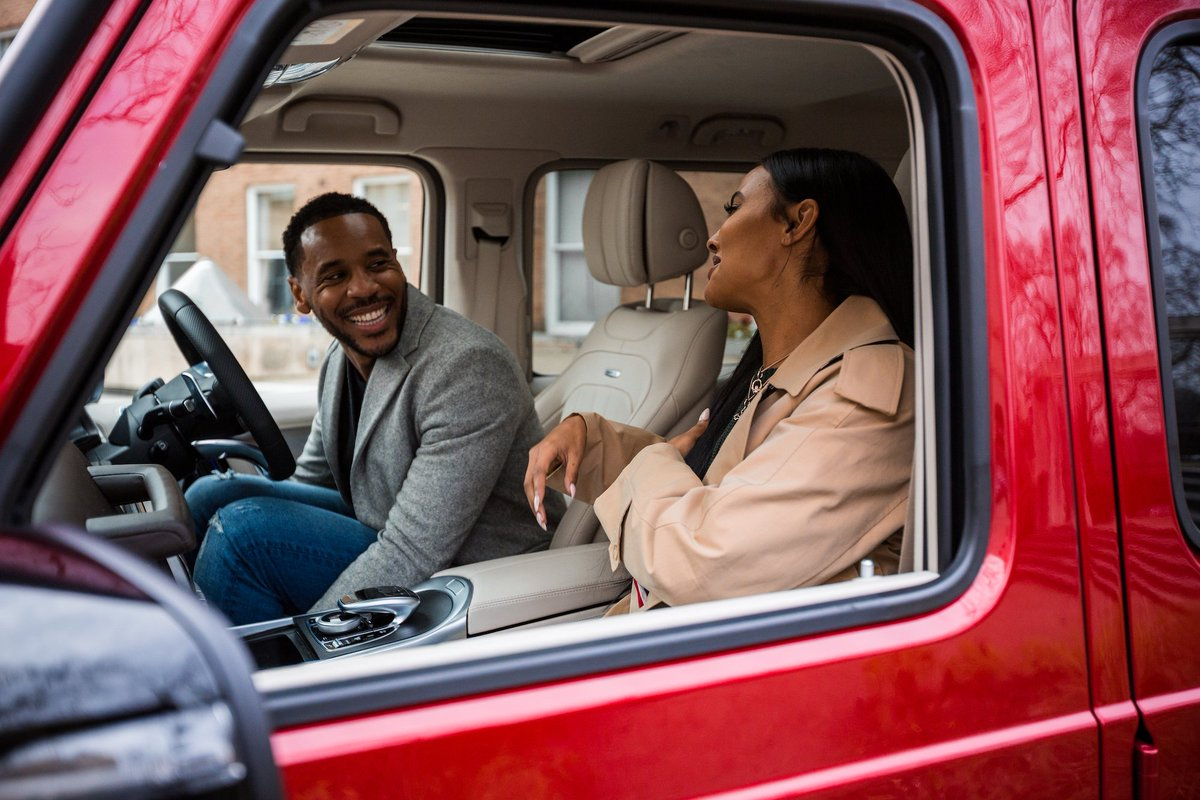 Caught up with @mayajama to chat all things cars, driving lessons and her journey! See it all here in #CarConfessions with @AutoTrader_UK https://www.autotrader.co.uk/car-confessions  #ad