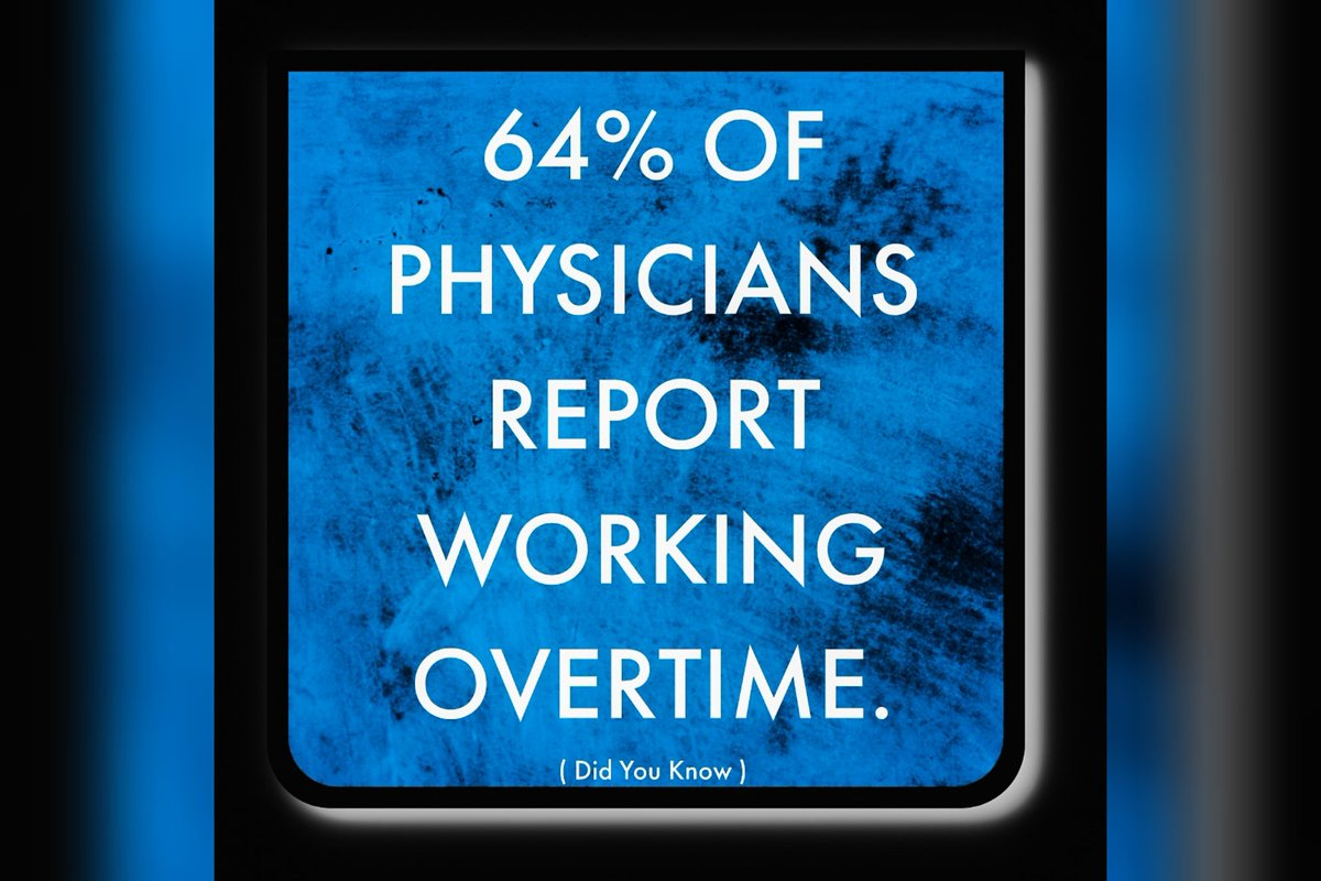 It's to be said that doctors may work up to 60 hours a week... https://www.instagram.com/p/BuD7t6qBcWd/?utm_source=ig_share_sheet&igshid=1xvefnsw5n824 …  #health #healthy #healthylifestyle #healthyish #healthylife #healthmotivation #healthtips #healthadministration #healthcaremanagement #motivationalquotes #ad #doctors #medicallife #Medstudent