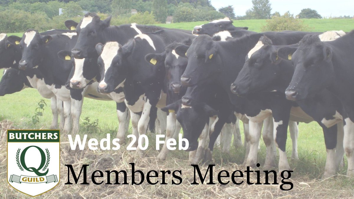 @q_guildbutchers is looking forward to hearing from @foodyphil @alnwickbutcher @ScobiesDirect @activDS at the @DeanCourtYork hotel tomorrow at the Northern networking meeting . A few places still available for #QGuildmembers https://t.co/V2t11oY4B6