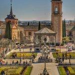 Image for the Tweet beginning: #AlcaláDeHenares #plazadecervantes #rypphoto
