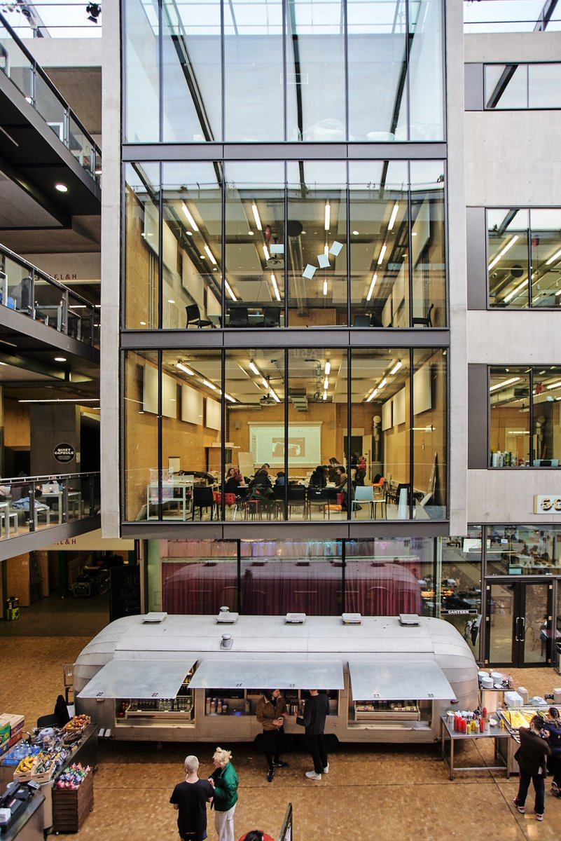 Central Saint Martins College Of Art And Design Open Days