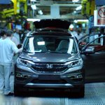 Image for the Tweet beginning: Honda is closing its only