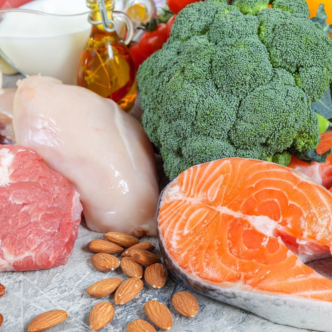 Блюда для диеты аткинса