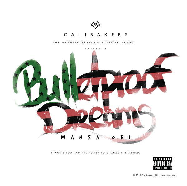 Bulletproof Dreams - $10.00   #blacktwitter #BlackOwnedStores @calibakers http://blacktradelines.com/store/38/item/321/Bulletproof-Dreams…