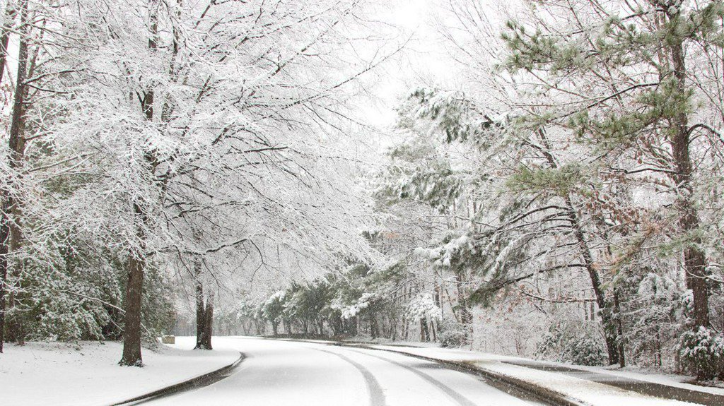 Winter storm could bring combination of sleet, freezing rain and possibly snow to the Triad https://t.co/F4EOEEgAHG