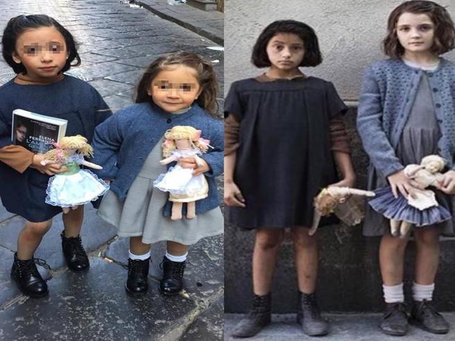 «L'amica geniale» a Carnevale:  Lila e Lenù diventano maschere  https://t.co/pxnfCZk0Qo
